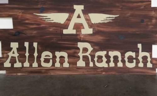 Allen Ranch 2014