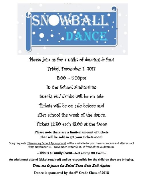 Snowball Dance_Dance